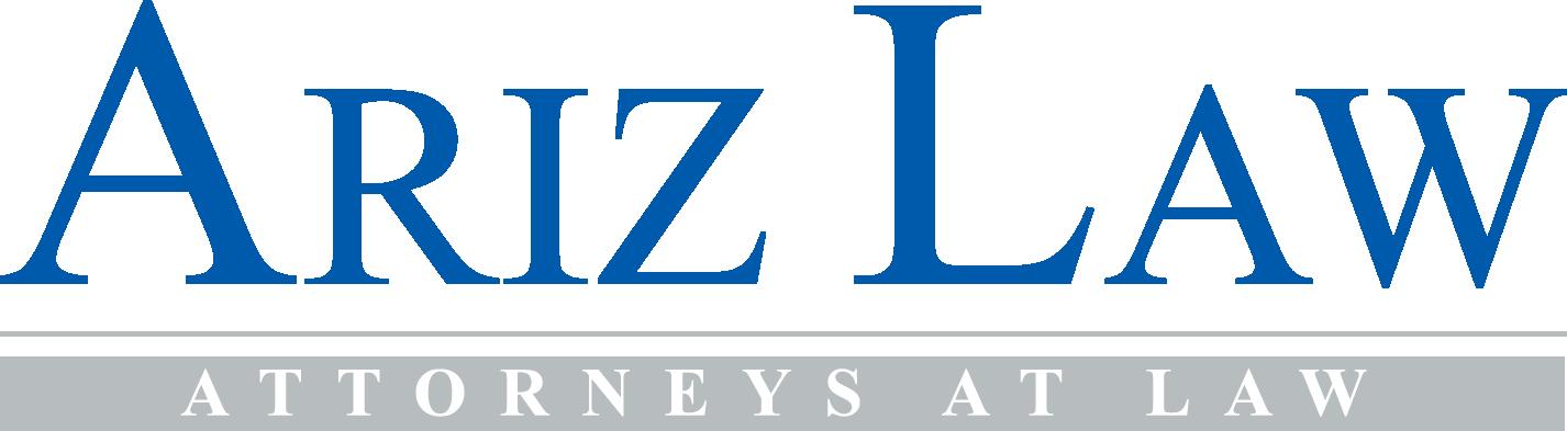Ariz Law Logo